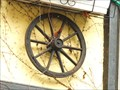 Image for 10 Spoke wooden wheel at Altes Haus - Lahnstein, RLP, Germany