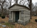 Image for Blackstone family mausoleum - Spring Vale Cemetery - Lafayette, IN