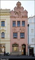Image for Bývala záložna / Former mutual saving bank - Pernštýnské námestí (Pardubice, East Bohemia)