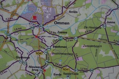 50 - Ommen - NL - Fietsroutenetwerk Overijssel