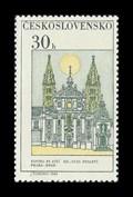 Image for Bazilika Sv. Jirí / St. George's Basilica (Prague castle)