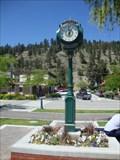 Image for Peachland Centennial Clock