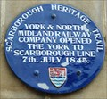 Image for Railway Station, Scarborough, Yorks, UK