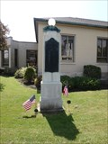 Image for World War I memorial - Sidney Library, Sidney, NY