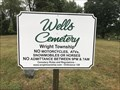 Image for Wells Cemetery - Marne, Michigan