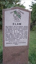 Image for (May be gone) Elam - Broken Arrow, OK