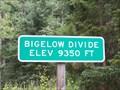 Image for Bigelow Divide (9,350 ft.)