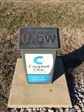 Image for Cordova Branch Greenway at milepost 0.5W