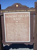 Image for Pancho Villa's Raid