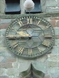 Image for Clock, St John the Baptist, Claines, Worcestershire, England