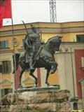 Image for Skanderbeg, Tirana, Albania