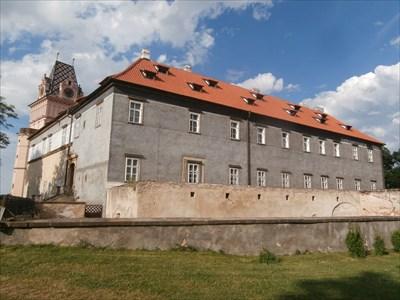 Zamek Brandys nad Labem