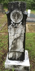 Image for WJ Poole - Gordon Cemetery - Gordon, AL
