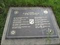 Image for Viet Nam War POW-MIA Plaque - Salt Lake City, Utah