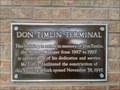 Image for Don Timlin Terminal - Kingston, Ontario