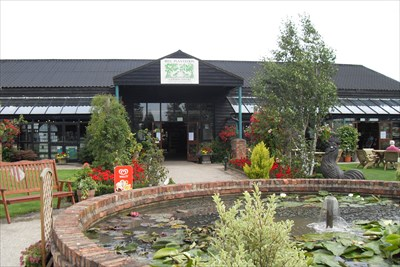 Bell Plantation Garden Centre Towcester Northants