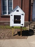 Image for First Church of Christ Blessing Box - Suffield, CT