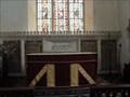 Image for Stone Reredos - St Ethelbert - Hessett, Suffolk