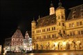 Image for Marktplatz: Scenic at Night/Schön in der Nacht - Rothenburg ob der Tauber, Bavaria, Germany