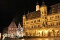 Image for Marktplatz: Scenic at Night/Schön in der Nacht - Rothenburg ob der Tauber, Bavaria, Germany