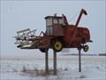 Image for Massey 21 Combine - Grande Prairie, Alberta