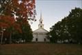 Image for Douglas Second Congregational Church Clock East Douglas, MA
