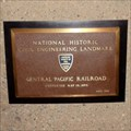 Image for Central Pacific Railroad - Sacramento, California