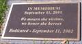 Image for 911 Memorial - Hartford, CT