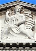 Image for Lady of the Bank - Threadneedle Street, London, UK
