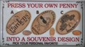 Image for Gilroy Gardens ~ Hall's Mercantile Penny Smasher #1