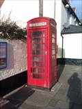 Image for Red Telephone Box - East Bergholt, Suffolk