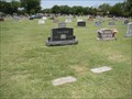 Image for 101 - Barritt Galloway - Rose Hill Burial Park - OKC, OK