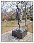 Image for Mahatma Gandhi - The Garden of Philosophy,Gellért Hill, Budapest, Hungary
