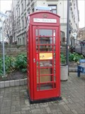 Image for Rote Telefonzelle - Plauen im Vogtland/SAC/Germany