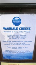 Image for Wasdale Cheese, Cumbria