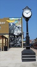 Image for Crosby Plaza Clock – Crosby, MN