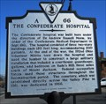 Image for The Confederate Hospital
