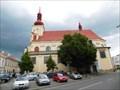 Image for Kostel Nanebevzetí Panny Marie - Holešov
