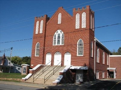 Mt sinai baptist church eden north carolina u s for Historical buildings in north carolina