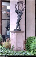Image for Atlas Statue at Albert Embankment - Vauxhall (London)