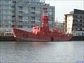 Image for Lightship 'LV 93' - Royal Victoria Dock, London, UK