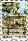 Image for The Lion Fountain - Floriana, Malta