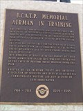 Image for MHM B.C.A.T.P. Memorial Airman in Training
