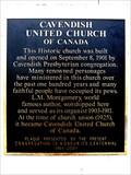 Image for Cavendish United Church - Cavendish, PEI