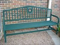 Image for Centennial Bench - Will Rogers Park - Oklahoma City, OK