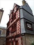 Image for Maison du 16e siècle, dite Maison du Guesclin - Rennes, France