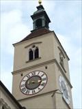 Image for Bell Tower of the Neupfarrkirche (Regensburg) - Bavaria / Germany
