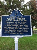 Image for Birthplace of Wilbur Wright - Millville, IN
