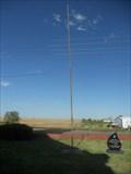Image for St. Joseph's Church Bicentennial Flagpole - Liebenthal, KS