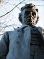 Image for Abraham Lincoln statue - Burlington, WI